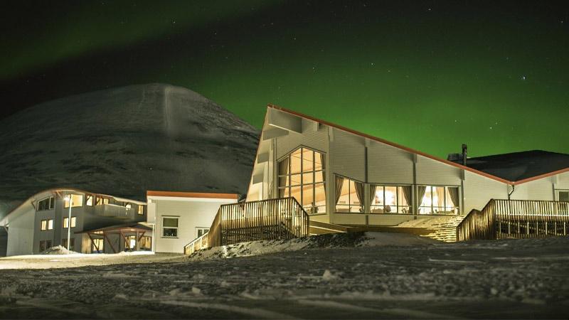 4**** Hotell Radisson Blu Polar